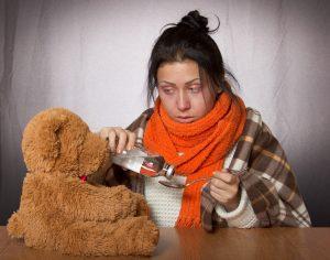 Quelle est la différence entre un rhume et la grippe?