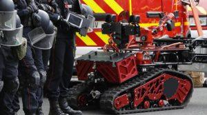 Découvrez Colossus, le robot-pompier qui a aidé à éteindre l'incendie de Notre-Dame