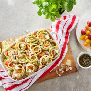 Read more about the article Recette Roll Up Mini Lasagne Une Bouchée