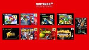 Read more about the article Switch Online offrira des jeux Nintendo 64 et Mega Drive; tout savoir