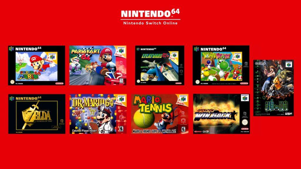 You are currently viewing Switch Online offrira des jeux Nintendo 64 et Mega Drive; tout savoir