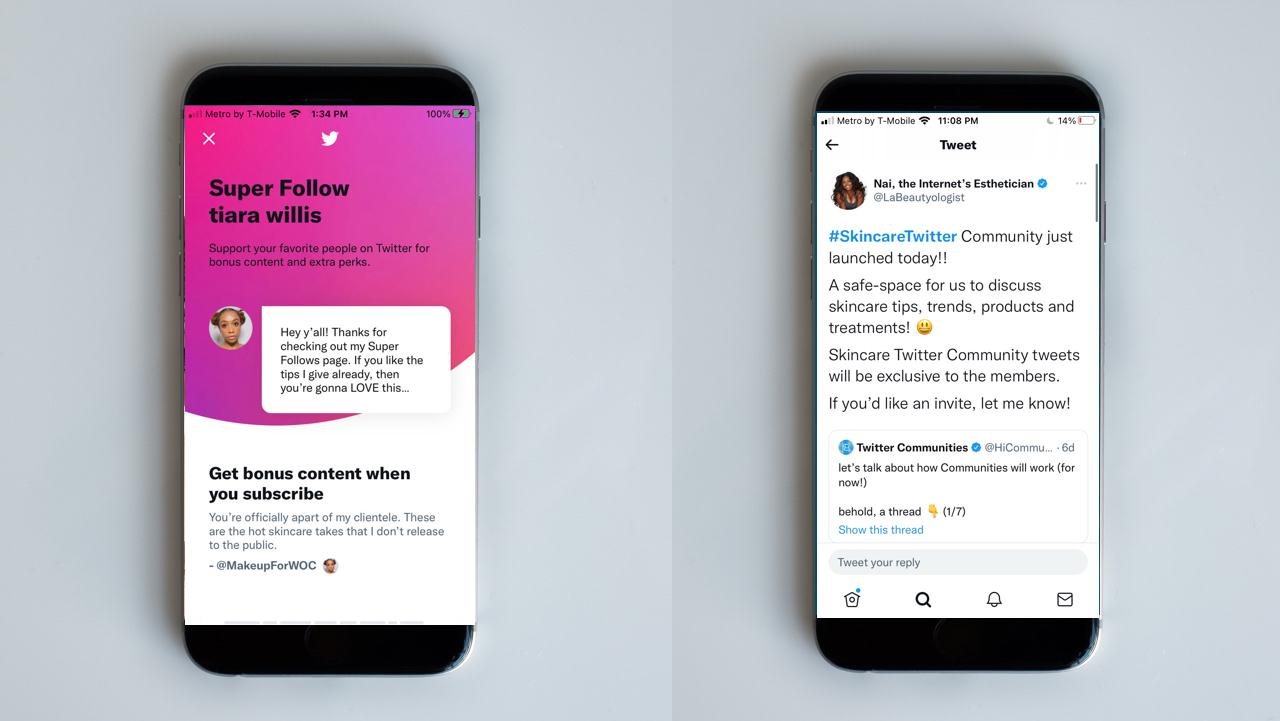 You are currently viewing Twitter publie des nouvelles qui incluent la monétisation du contenu