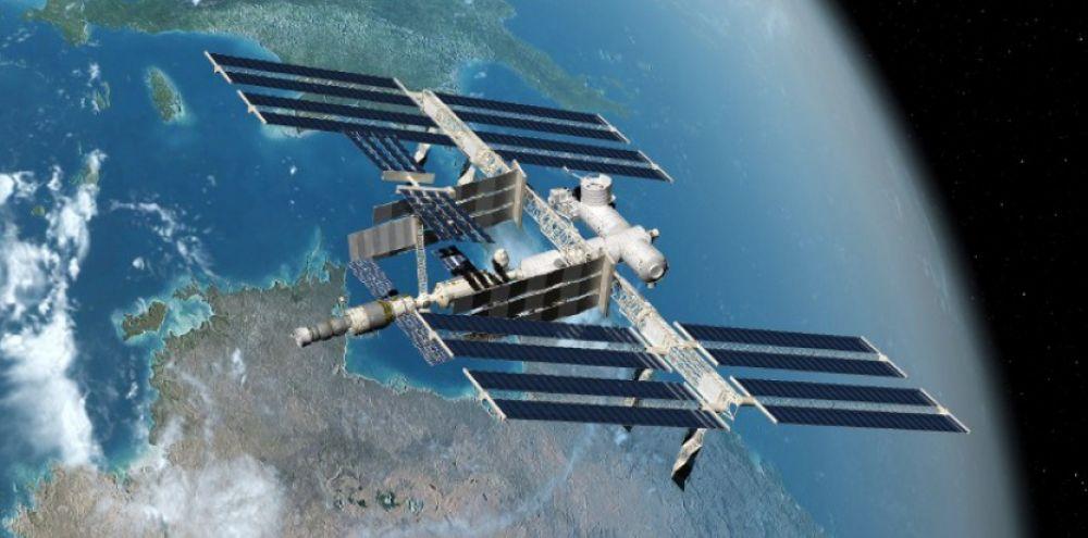 You are currently viewing La NASA doit penser à une nouvelle façon d'éteindre l'ISS