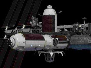 Read more about the article Une entreprise inconnue veut créer une «station spatiale privée»