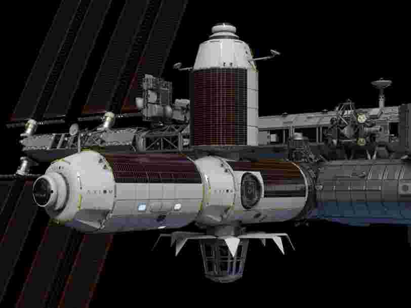 You are currently viewing Une entreprise inconnue veut créer une «station spatiale privée»