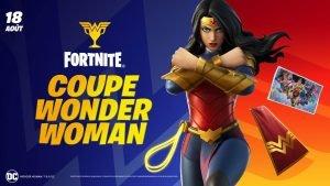 Read more about the article Wonder Woman arrive à Fortnite ce jeudi